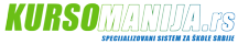 Specijalizovani sistem za ŠKOLE SRBIJE Logo